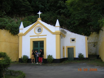 Eglise de Angra do Heroismo